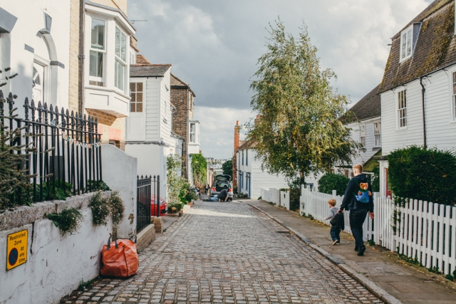 upper upnor high street castle days out with kids