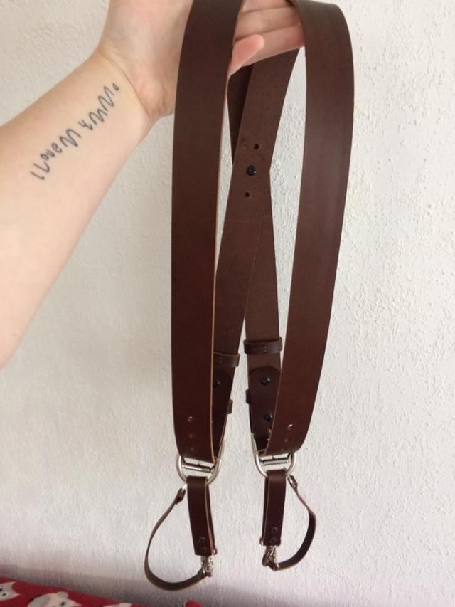 EmilyCrutcher-Dual-Camera-Harness-Leather-Custom-Engraved